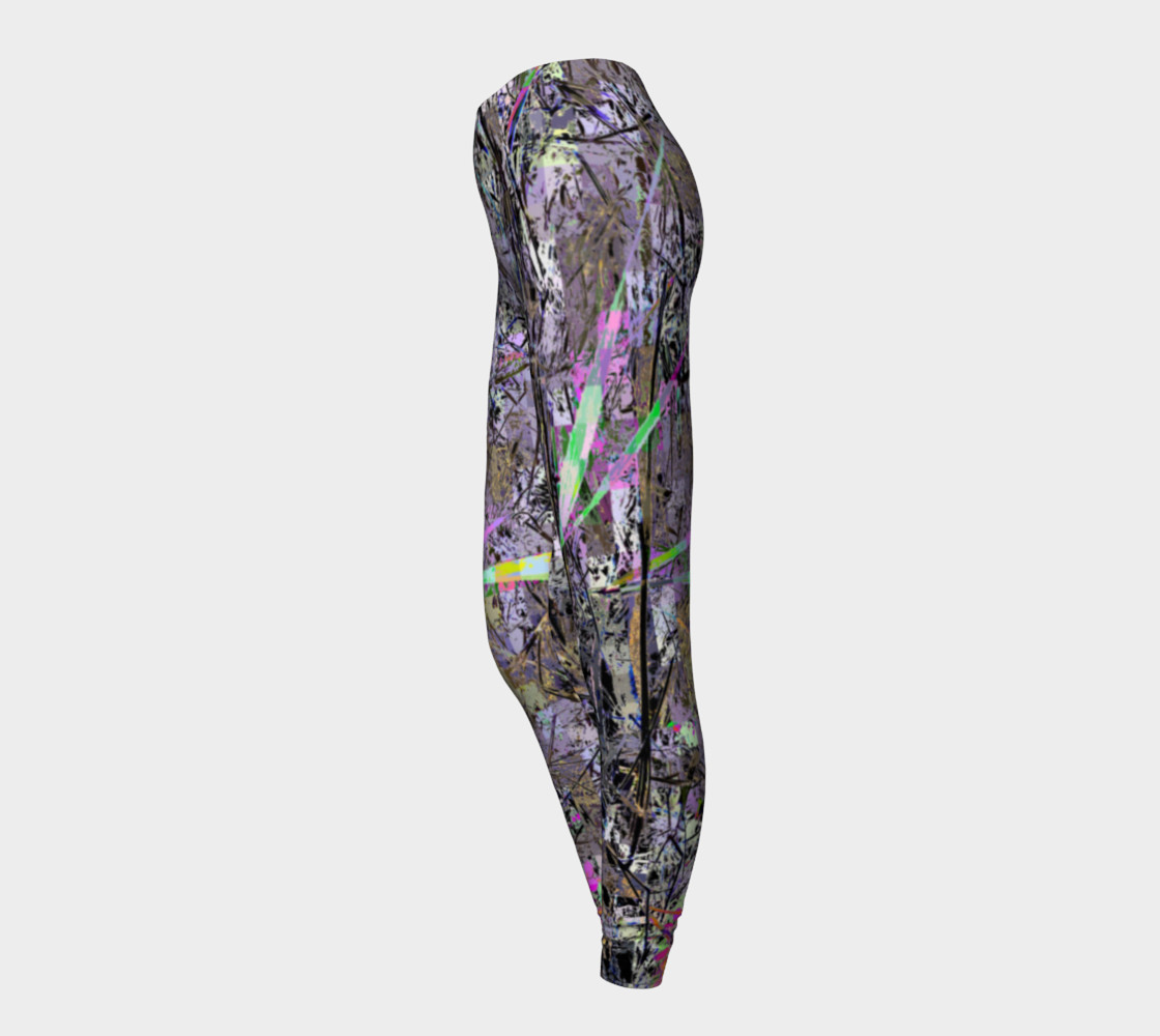 Eco Friendly Leggings Made To Last